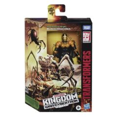 War For Cybertron Kingdom - Blackarachnia