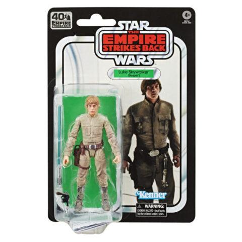 Star Wars Black Series 40th Anniversary Empire Strikes Back - Luke Skywalker (Bespin)