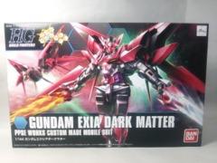 HG- BF 1/144 Gundam Exia Dark Matter