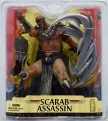 Scarab Assasin McFarlane Spawn Age of Pharaohs Series Figure
