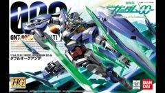 HG 1/144 #66 Gundam00 QAN[T]