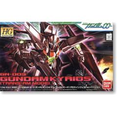 HG 1/144 - GN-003 Gundam Kyrios Trans AM Mode