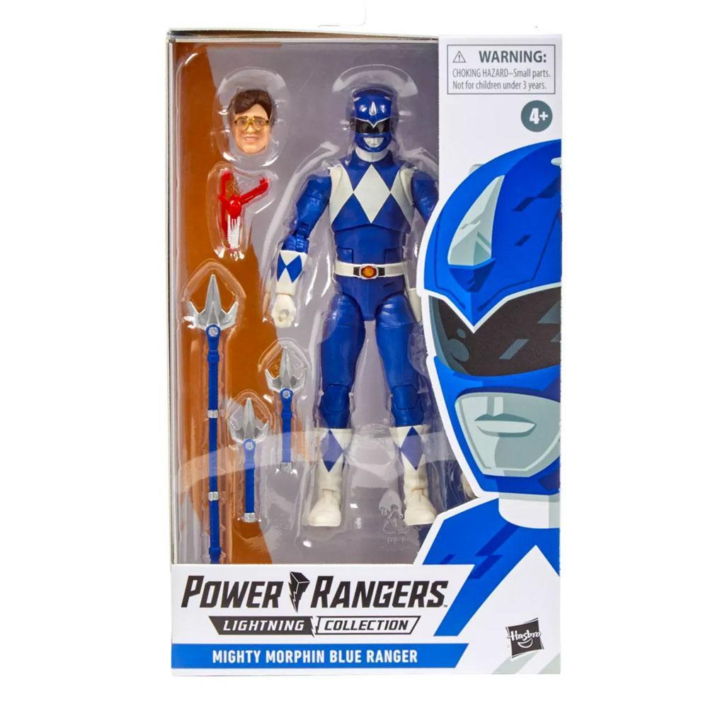 Lightning Collection - Power Rangers Mighty Morphin Blue Ranger