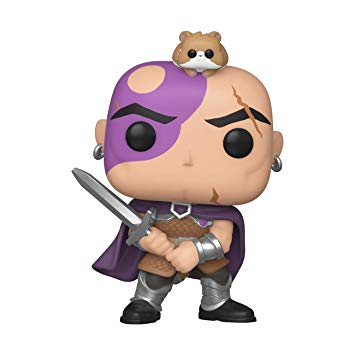 Minsc and Boo - Funk Pop! Dungeons and Dragons