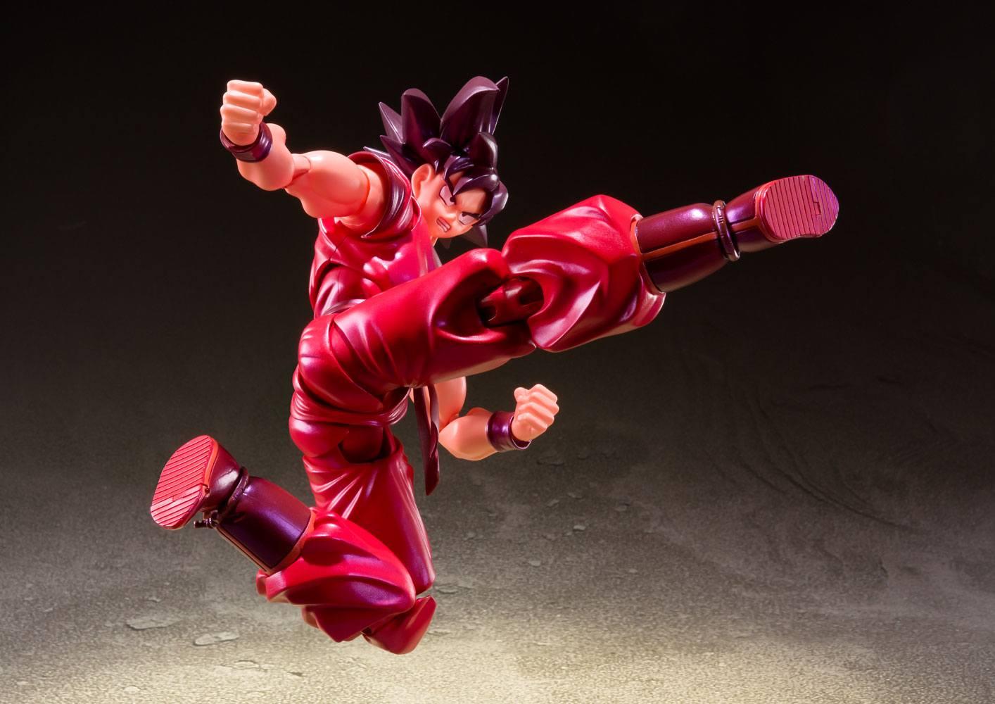S.H. Figuarts - Dragon Ball Kaio-Ken Goku