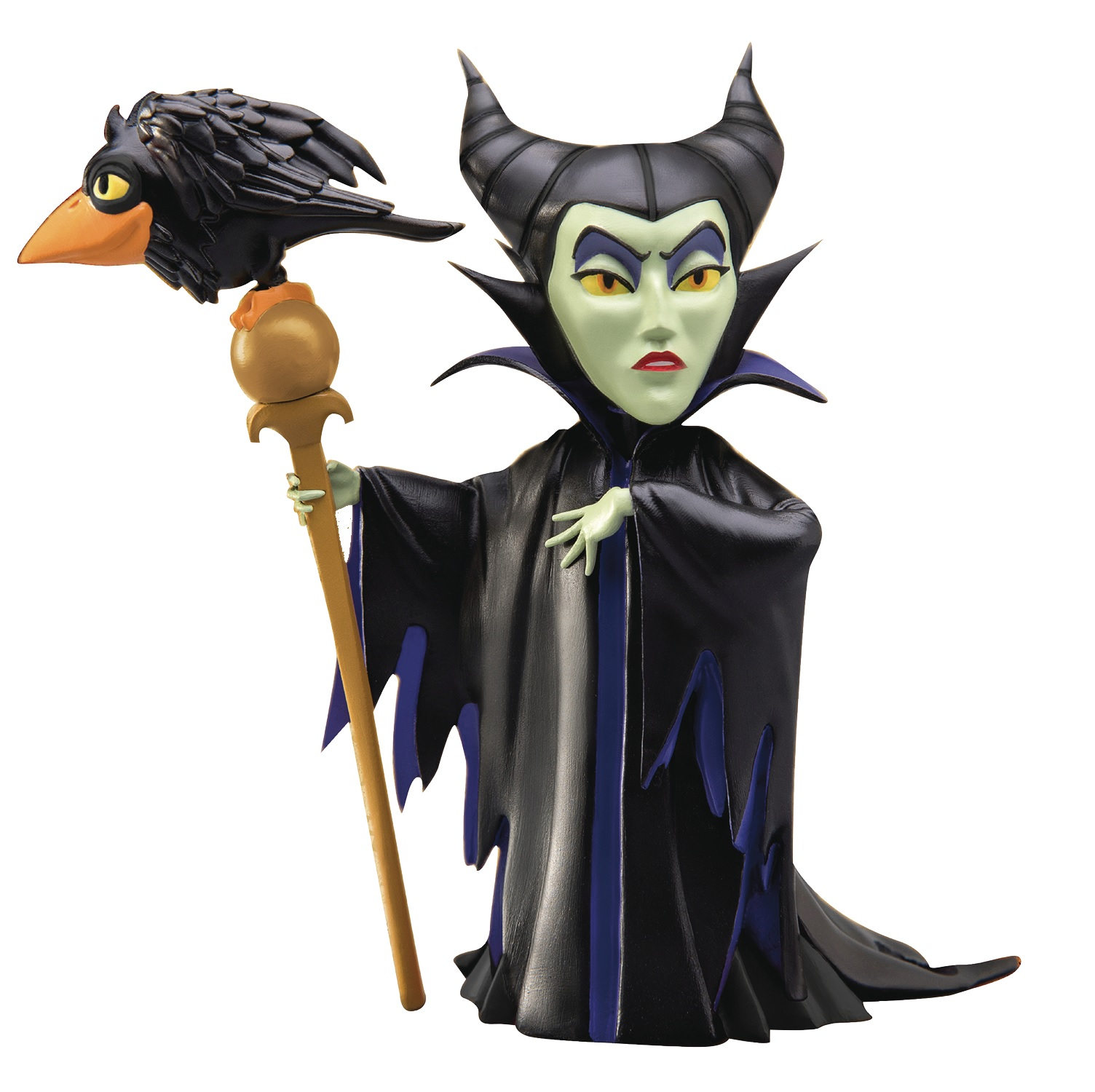 Disney Villains Mini Figure - Maleficent