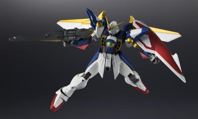 Gundam Universe - XXXG-01W Wing Gundam GU-02