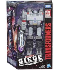 Transformers War for Cybertron: Siege Megatron Voyager Action Figure