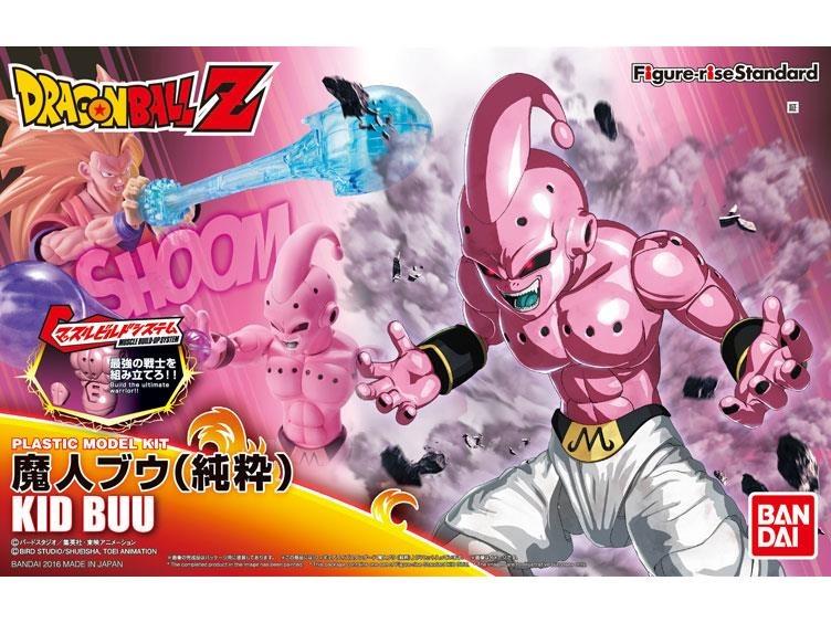 Dragon Ball Z Figure-rise Standard Kid Buu Model Kit
