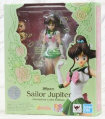 S.H. Figuarts - Sailor Jupiter (Animation Color)