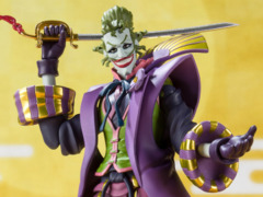 S.H. Figuarts - Ninja Batman The Joker : Demon King of the Sixth Heaven