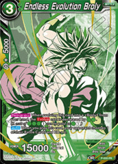 Endless Evolution Broly - P-033 - PR