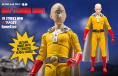 One Punch Man - Saitama Figure (McFarlane)