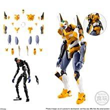 Eva-Frame01 Shodo Model - EVA-00