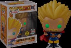 POP! ANIMATION DRAGON BALL SUPER SAIYAN - HERCULE