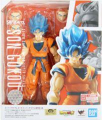 S.H. Figuarts - Dragonball Son Goku Super Saiyan God Super Saiyan (SSB)