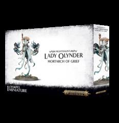 Nighthaunt Lady Olynder Mortarch of Grief