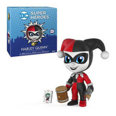 Funko DC Super Heros - Harley Quinn - Five Star