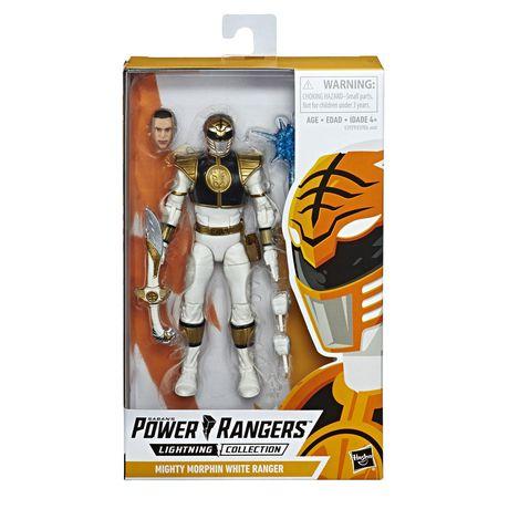 Lightning Collection - Power Rangers Mighty Morphin White Ranger