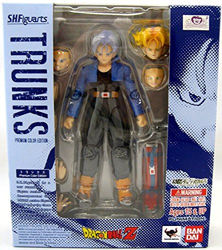S.H. Figurants Trunks Premium Color Edition Action Figure