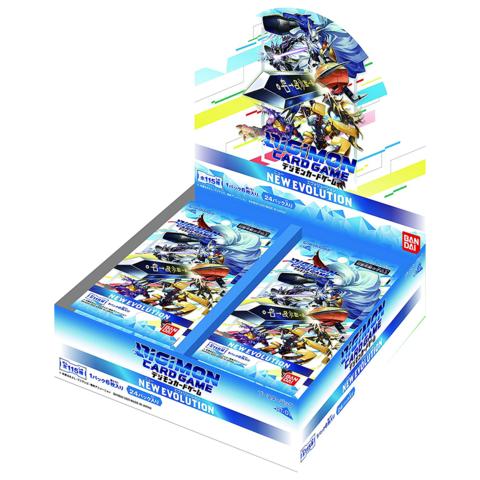 Digimon Card Game English Booster Box Set 1