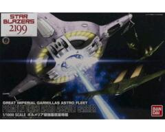 Bandai 1/1000 Starblazers 2199 Series: Great Imperial Gar