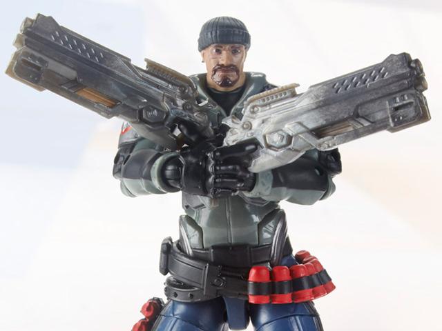 Overwatch Ultimates - Reaper Action Figure