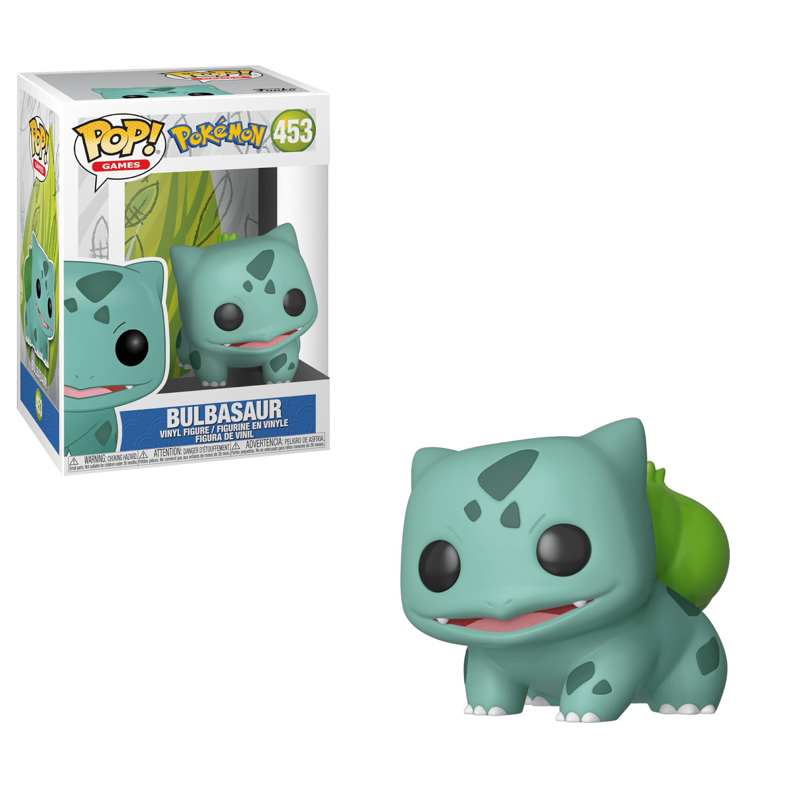 Funko Pop - Bulbasaur