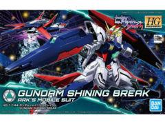HG 1/144 - Gundam Shining Break Ark's Mobile Suit