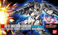 HGUC 1/144 #101 RX-0 Unicorn Gundam (Unicorn Mode) Full Psycho Frame Prototype