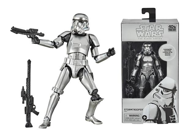 Star Wars Black Series - Carbonized Stormtrooper