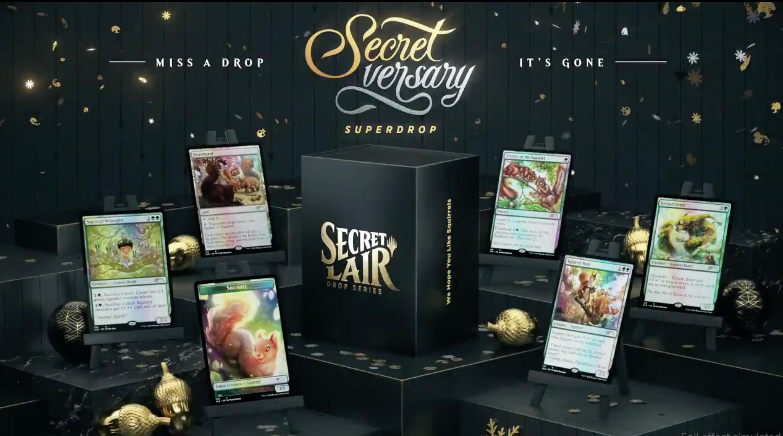 Secret Lair - We Hope You Like Squirrels