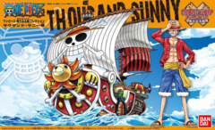 One Piece - Grand Ship Collection - Thousand Sunny Model Kit