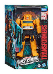 Transformers Generations War for Cybertron Earthrise Voyager Grapple