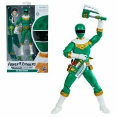Lightning Collection - Zeo Green Ranger