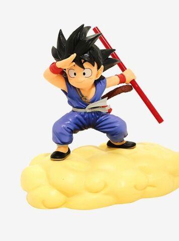 Dragonball : Goku and Flying Nimbus Figure Ver. B