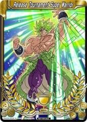 Release Tournament Super Warrior (Destroyer Kings Release Tournament - Merit Card)