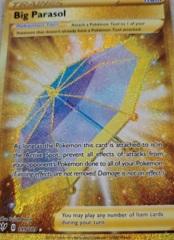 Big Parasol - 199/189 - Secret Rare