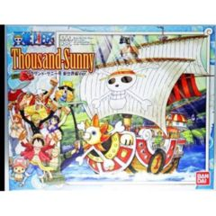 One Piece - Thousand Sunny New World Version Model Kit