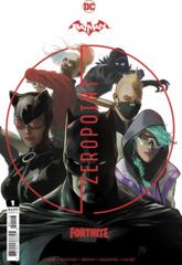 Batman Fortnite Zeropoint #1