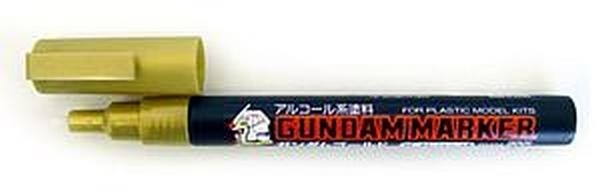 Gundam Marker GM04 - Gold (Regular Tip)