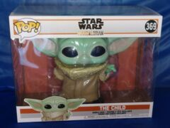 POP STAR WARS THE CHILD (Baby Yoda) 10 Inch