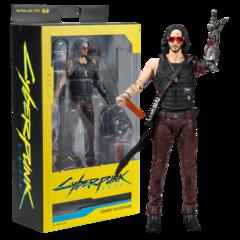 Cyberpunk 2077  Johnny Silverhand Figure