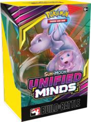 Pokemon - Unified Minds Build & Battle Box