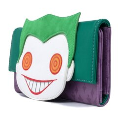 Loungefly - DC Joker & Harley Quinn Wallet