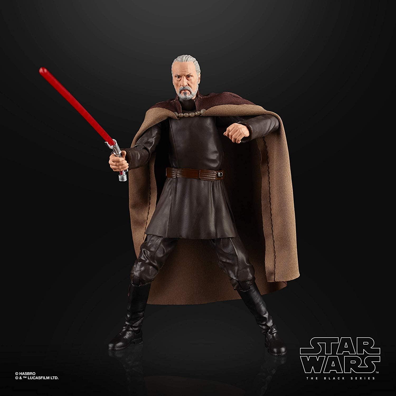 Star Wars Black Series 107 Count Dooku