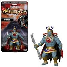 Thundercats Savage World Figure - Mumm-Ra