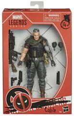 Marvel Legends X-Men Movie Cable Deadpool 2 Figure - Exclusive