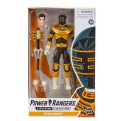 Lightning Collection - Power Rangers Zeo Gold Ranger