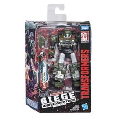 Transformers War for Cybertron: Siege Hound Deluxe Action Figure